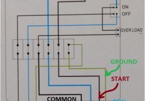 Water Pump Wiring Diagram Single Phase Waterway Pump Wiring Diagram Blog Wiring Diagram