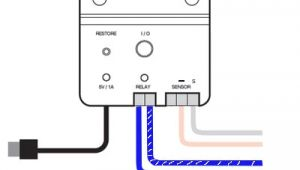 Wemo Maker Wiring Diagram Wemo Maker Wiring Diagram Unique Wemo Maker Garage Door with