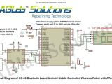 Wifi Wiring Diagram Learn How to Design A Hc 06 Bluetooth Based android Mobile