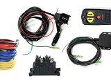Winch Remote Control Wiring Diagram Amazon Com Champion Wireless Winch Remote Control Kit for 5000 Lb