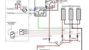 Wind Generator Wiring Diagram Wind Generator and solar Wiring Diagram solar Power Alternative