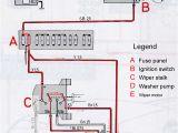 Windshield Wiper Motor Wiring Diagram Windscreen Wiper Motor Wiring Diagram Wiring Diagram Name