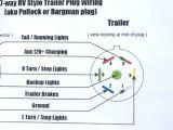 Wire Diagram for Trailer Rv 7 Pin Trailer Wiring for Pinterest Data Schematic Diagram