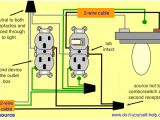 Wiring A Gfci Outlet with A Light Switch Diagram Wiring Diagram for Dimmer Switch Single Pole Free Download Wiring