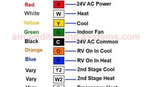 Wiring A Heat Pump Diagram Heat Pump thermostat Wiring Diagram
