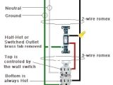 Wiring A Switch to An Outlet Diagram Outlet to Outlet Wiring Bestsurvivalknifereviewss Com