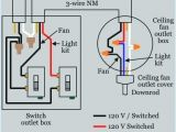 Wiring Diagram Ceiling Fan with Light Wiring A Ceiling Fan and Light with Two Switches Diagram Elegant
