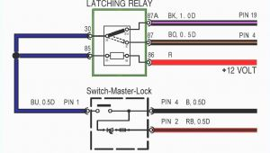 Wiring Diagram for 12 Volt Relay Wiring Diagram as Well Latching Relay Circuit Diagram On 87a Relay