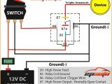 Wiring Diagram for 12v Relay Feed Pictures Relay Circuit Diagram 12v Wiring Diagram Show