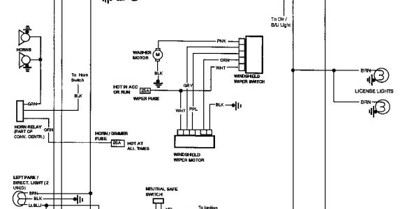 Wiring Diagram for 1997 Chevy Silverado Chevy astro Wiring Diagram Free Download Schematic Wiring Diagram Post