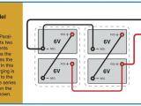 Wiring Diagram for 2 12 Volt Batteries In Series 12v Batteries In Parallel Diagram Wiring Diagram Pos