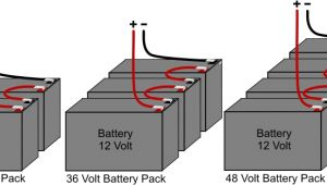 Wiring Diagram for 2 12 Volt Batteries In Series Wiring 12v Batteries In Series Wiring Diagram Page