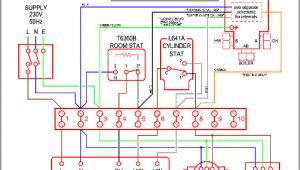 Wiring Diagram for 2 Zone Heating System Central Heating Controls and Zoning Diywiki
