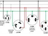 Wiring Diagram for 240 Volt Plug Wiring Diagram 220 Volt 30 Amp Outlet Mis Wiring A 120 Volt Rv