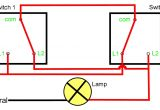 Wiring Diagram for 3 Way Switches Multiple Lights Two Way Light Switching Explained Youtube