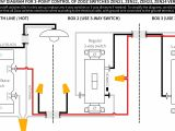 Wiring Diagram for 4 Way Light Switch 4 Way Switch Wiring Diagram Variations Wiring Diagram Database