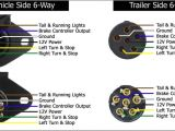 Wiring Diagram for 6 Pin Trailer Plug 6 Pin Rv Wiring Diagram Wiring Diagram Fascinating