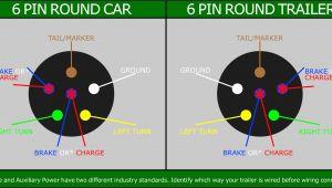 Wiring Diagram for 6 Pin Trailer Plug Round 6 Pin Trailer Plug Wiring Diagram Wiring Diagram Fascinating