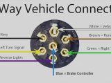 Wiring Diagram for 7 Pin towing Plug 6 Way Wiring Diagram Wiring Diagram Week