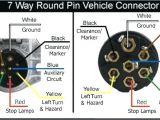 Wiring Diagram for 7 Pin towing Plug 8 Round Wiring Diagram Wiring Diagram Repair Guides