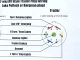 Wiring Diagram for 7 Way Trailer Connector 7 Wire Rv Diagram Wiring Diagrams Konsult