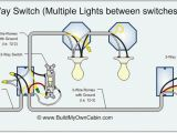 Wiring Diagram for A 3 Way Switch How Do You Wire Multiple Outlets Between Three Way Switches Wiring