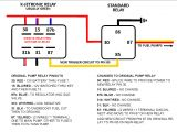 Wiring Diagram for A 5 Pin Relay 7 Pin Relay Wiring Diagram Wiring Diagram Schema