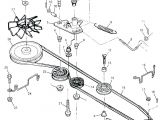 Wiring Diagram for A Craftsman Riding Mower Craftsman Lt1000 Belt Diagram as Well as Lt1000 Craftsman Lawn Mower