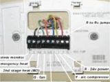 Wiring Diagram for A Honeywell thermostat Wiring Diagram for Honeywell Programmable thermostat Wiring