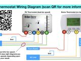 Wiring Diagram for Ac thermostat Rv Furnace Wiring Diagrams Wiring Diagram