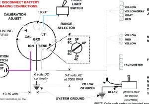 Wiring Diagram for Autometer Tach Mercury Tach Wiring Diagram Wiring Diagram Name