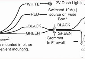Wiring Diagram for Autometer Tach Tach Wire Diagram Wiring Diagram Structure