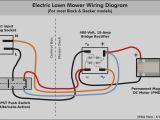 Wiring Diagram for Black and Decker Electric Lawn Mower 4 Wire Dc Motor Wiring Diagram Manual E Book