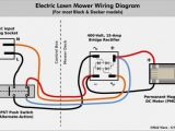 Wiring Diagram for Black and Decker Electric Lawn Mower Magnetek Motor Wiring Diagram Wiring Diagram