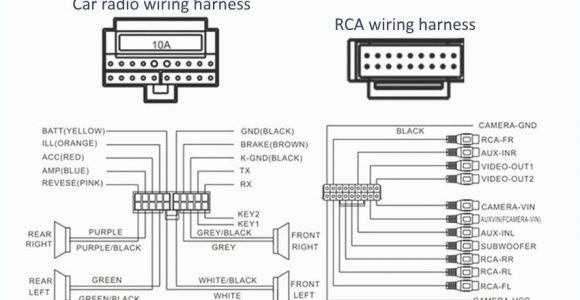 Wiring Diagram for Car Amplifier Car Stereo Wiring Diagrams 0d Wiring Diagram Collection Cheap Car