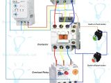 Wiring Diagram for Contactor and Overload Contactor Relay Box Wiring Wiring Diagram List