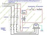 Wiring Diagram for Contactor and Overload Electrical Contactor Diagram Wiring Diagram Info