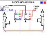 Wiring Diagram for Door Entry System Power Door Locks Wikipedia