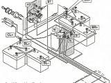 Wiring Diagram for Ez Go Golf Cart Electric 1994 Ezgo Wiring Diagram Wiring Diagram Name