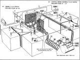 Wiring Diagram for Ezgo Golf Cart Ezgo 36v Wiring Diagram Wiring Diagram Page