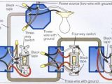Wiring Diagram for Four Way Switch 4 Wire Switch Diagram Wiring Diagram Review