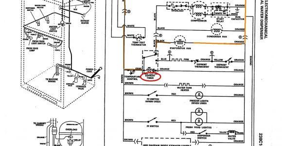 Wiring Diagram for Frigidaire Refrigerator Freezer Wiring Diagram Wiring Diagram Database