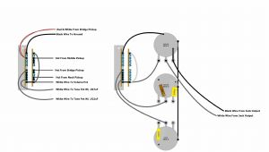 Wiring Diagram for Guitar B Guitar Wiring Schematics Wiring Diagram