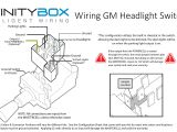 Wiring Diagram for Headlight Switch Gm Dimmer Switch Wiring Diagram Wiring Diagram Article Review