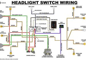 Wiring Diagram for Headlight Switch Mopar Headlight Switch Wiring Diagram Wiring Diagram Show