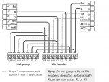 Wiring Diagram for Heat Pump System Wiring Diagram Heat Pump and Ac thermostat Wiring Diagram Pos