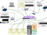 Wiring Diagram for Home Network Network Switch Wiring Diagram Wiring Diagram