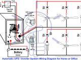 Wiring Diagram for Inverter at Home Inverter Wiring Diagram Wiring Diagram Page