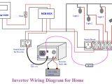 Wiring Diagram for Inverter at Home Inverter Wiring Diagram Wiring Diagrams Show