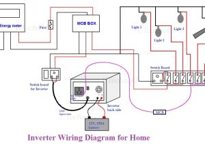 Wiring Diagram for Inverter Inverter Wiring Diagram Wiring Diagram Rows
